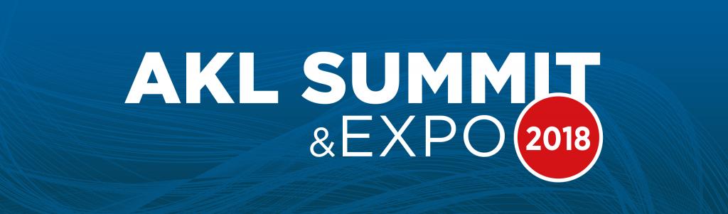 AKL Summit & Expo 2018 teemat kertovat yrityksen menestystekijöistä