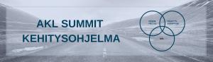 Kehitä yritystäsi AKL Summitin tuella: projektihaku on nyt auki!